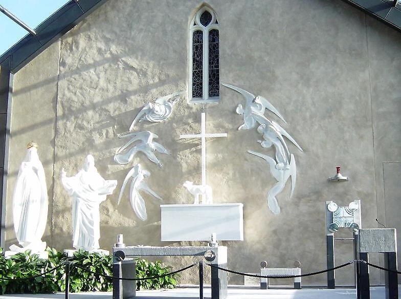 Knock Shrine by Patrick Ronan