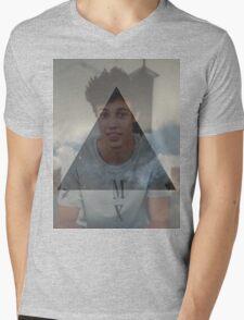 Cameron Dallas Mens V-Neck T-Shirt
