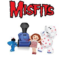 Misfit Toys by catladymeow