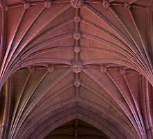 National Cathedral Nave Vaulting by shadow2