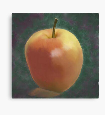 Gala Apple Canvas Print