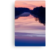 Pastel Passion Canvas Print