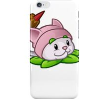 Plants vs Zombies 2 - Cattail iPhone Case/Skin