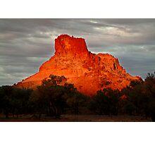 Goyder's Pillar, North Simpson Desert Photographic Print