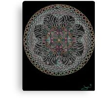 Fractal Enlightenment Canvas Print