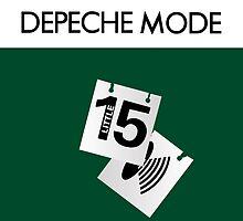 Depeche Mode : Little 15 - 2 by Luc Lambert