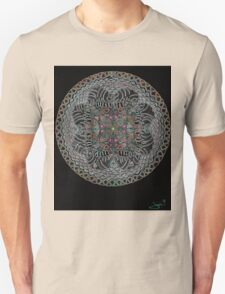 Fractal Enlightenment Unisex T-Shirt