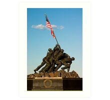 Uncommon Valor III Art Print