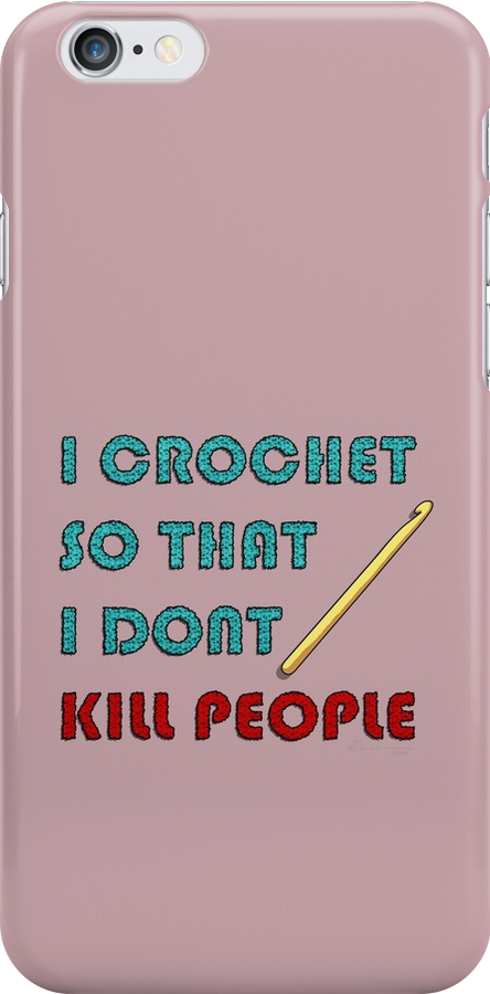 I Crochet by Lee Leplaw Deichmann