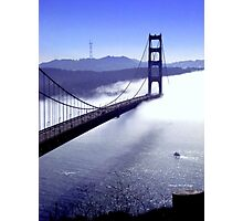 Its The Golden Gate Bridge! Photographic Print