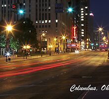 Columbus, Ohio by Robert Daveant