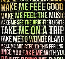 take me on a trip text by camlaf