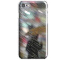 Horizontal Rain San Francisco iPhone Case/Skin