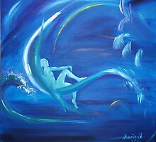 moonlight dreaming by Marie Magnusson