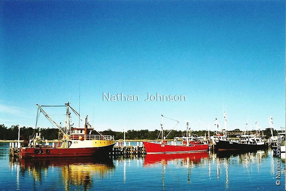 Fishin Season by Nathan  Johnson