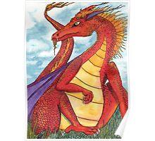 Sir Dragon Poster