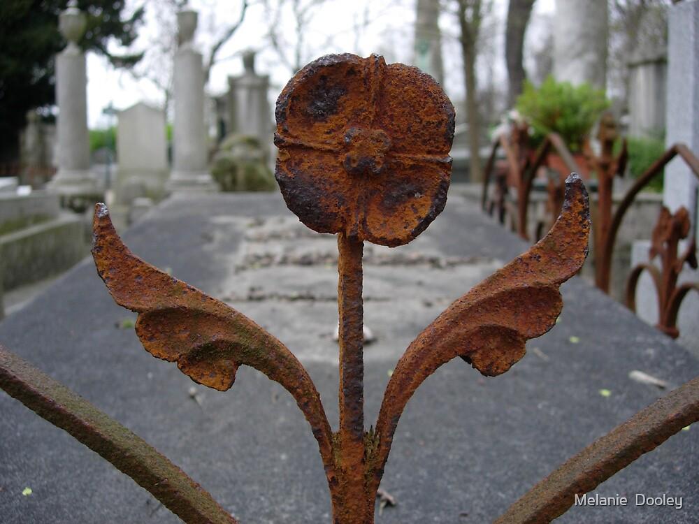 Rusty Fleur by Melanie  Dooley