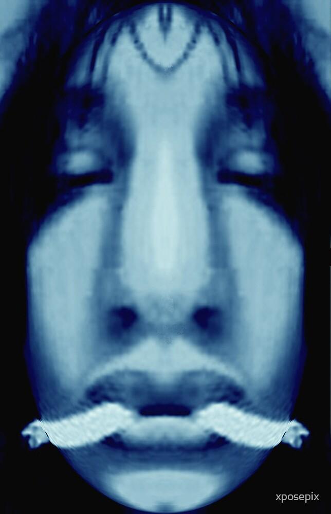 Smokin'Blue by xposepix