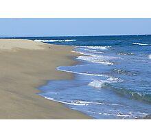 Leucate plage  Photographic Print