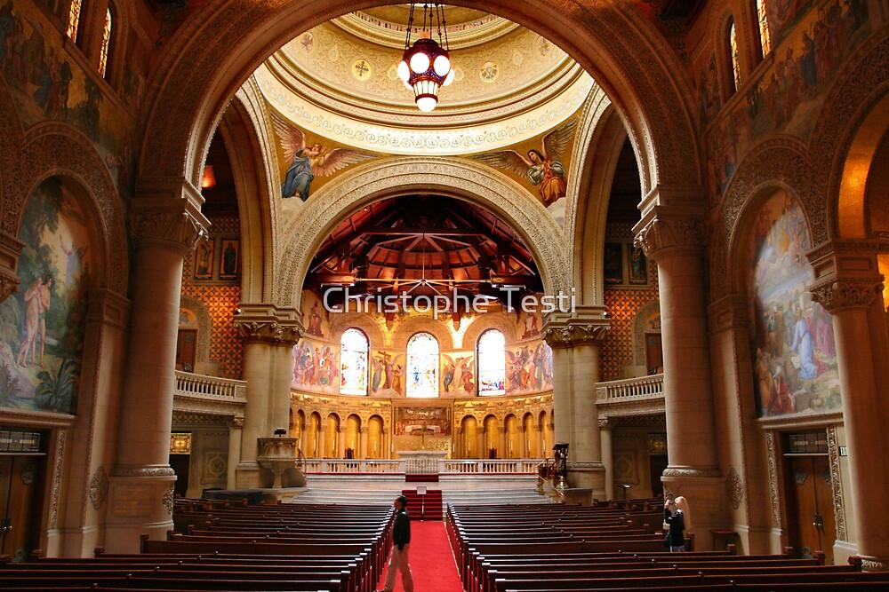Memorial Church by Christophe Testi