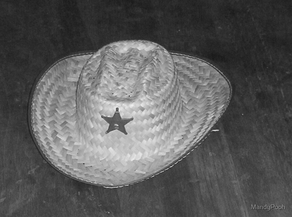 Cowboy's Hat  by MandyPooh