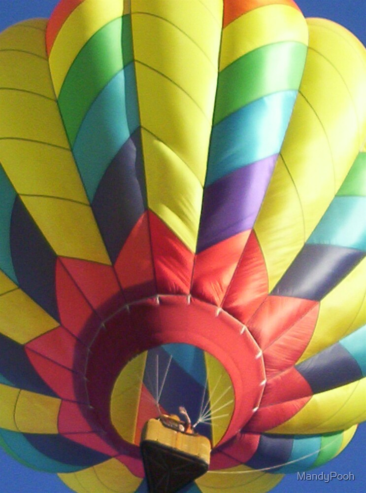 Hot Air Ballon by MandyPooh
