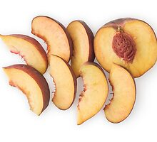 Peaches as a Healthy and Nutritious Fruit by etienjones