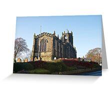 Saint Michael's Church Greeting Card