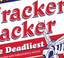 Tracker Jacker Sticker