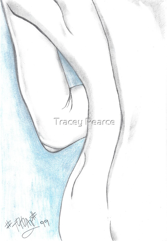 Torso Of A Women by Tracey Pearce
