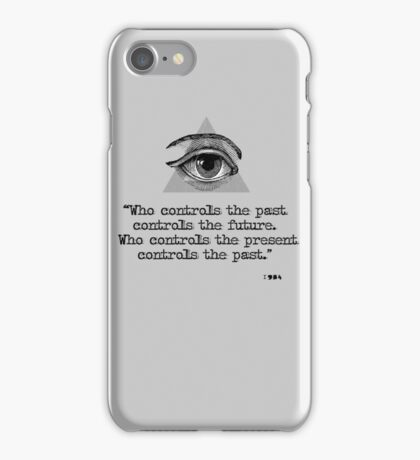 1 9 8 4 iPhone Case/Skin