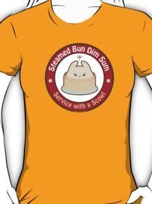 Cute Steamed Bun Dim Sum T-Shirt