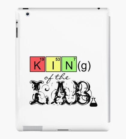 King of the Lab VRS2 iPad Case/Skin