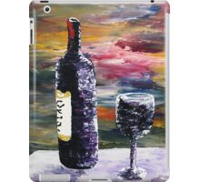 A Bottle Of Rose' iPad Case/Skin