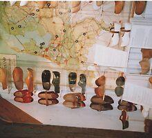 Clog Shop by irene garratt