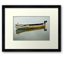 Hand Crafted Framed Print