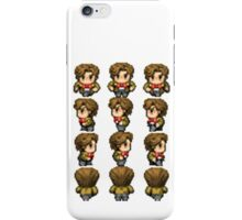 11th Doctor 16-bit iPhone Case/Skin