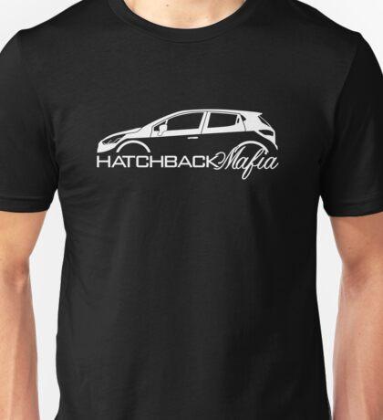 Hatchback Mafia for Renault Clio mk4; 2012- enthusiasts Unisex T-Shirt