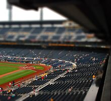 PNC park, pittsburgh by mellychan
