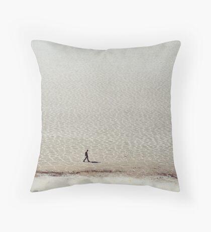 Salar de Uyuni Throw Pillow