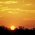 Australian Sunset by 945ontwerp