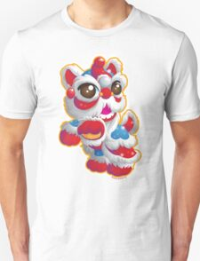 Cute Lion Dancer T-Shirt