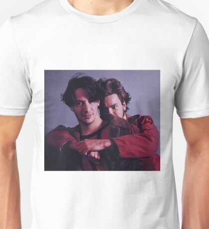 River and Keanu Unisex T-Shirt