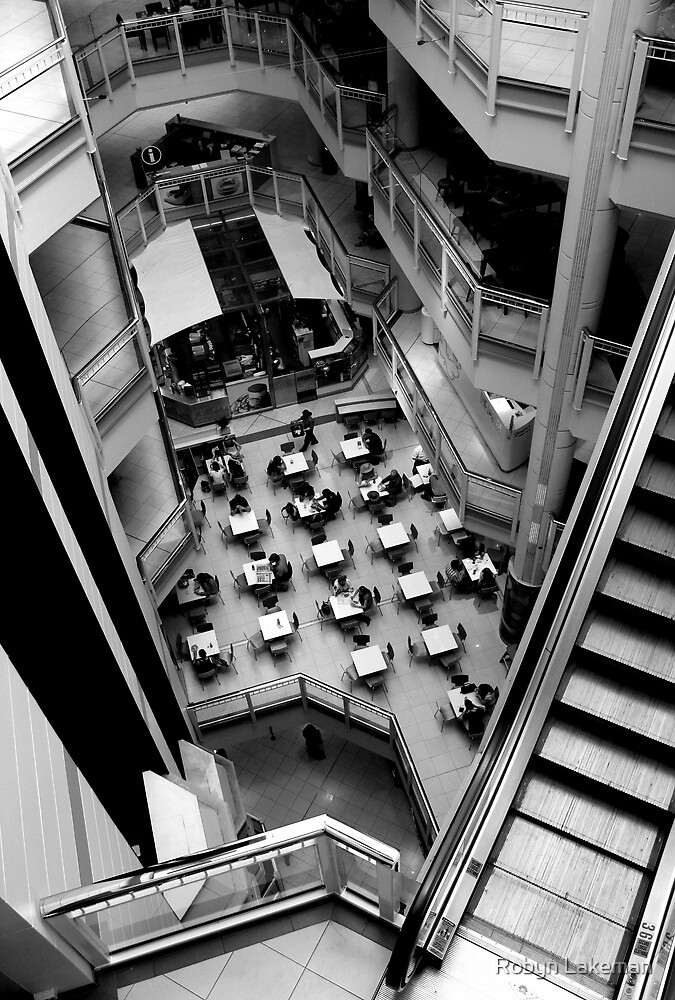 like Escher .. by Robyn Lakeman