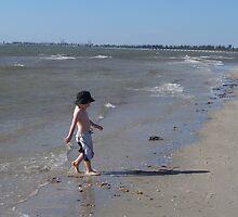 Beach Boy by jackiewintle
