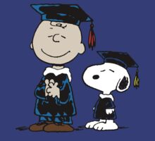 Snoopy graduate by gaberje