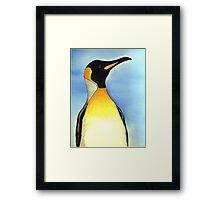 Penguin 2 Framed Print