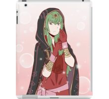 """""""Promise? I hate being alone..."""" iPad Case/Skin"""