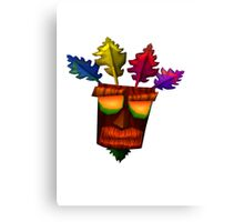 Aku Aku- Crash bandicoot Canvas Print
