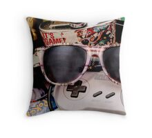 It's Game On Throw Pillow